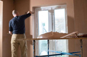 Plaster Skimming and Re-Skimming Halifax West Yorkshire