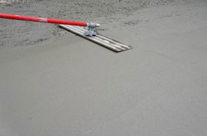Screeding in Hoyland UK